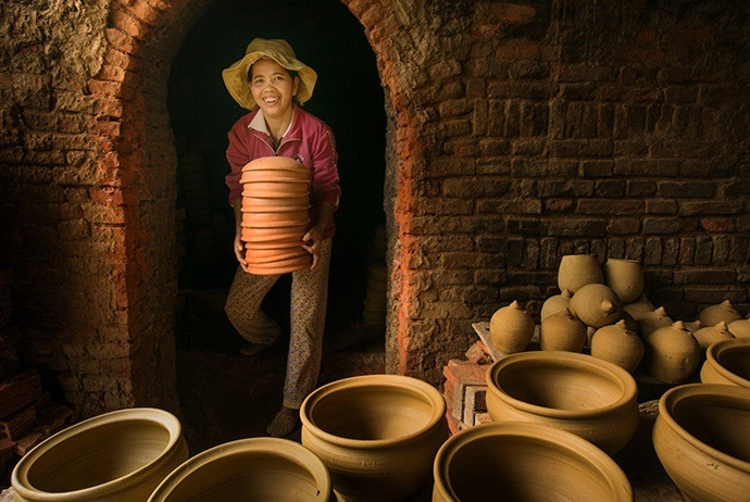 what to do in hon tam island - visit traditional vietnam's craft villages