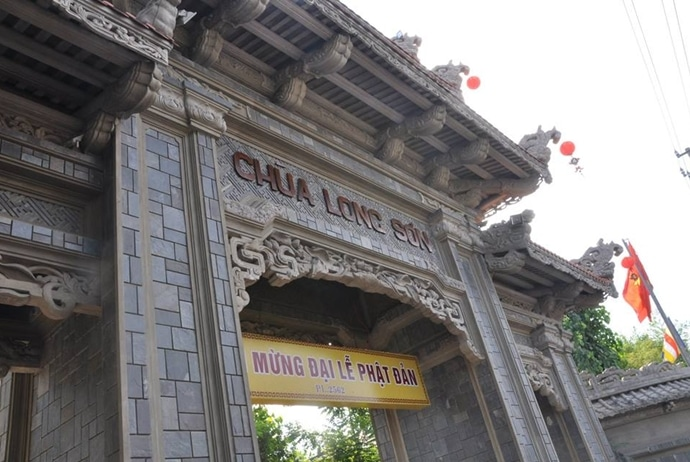 an overview about long son pagoda - thegioiuudai
