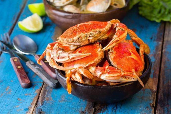 binh ba island - eat seafood