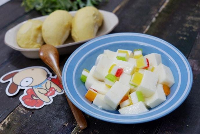 clammy yogurt on nguyen huu huan street - congthucmonngon