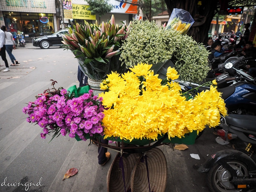 Street Hawkers In Hanoi – The Rustic Simplicity Creates An Enchanting Hanoi