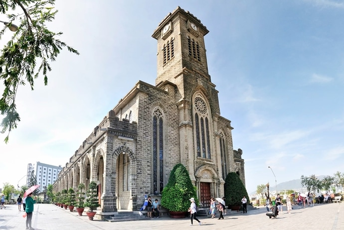 nha trang cathedral - vi.thefirsttravels