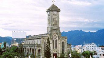 nha trang cathedral - calmseashotel