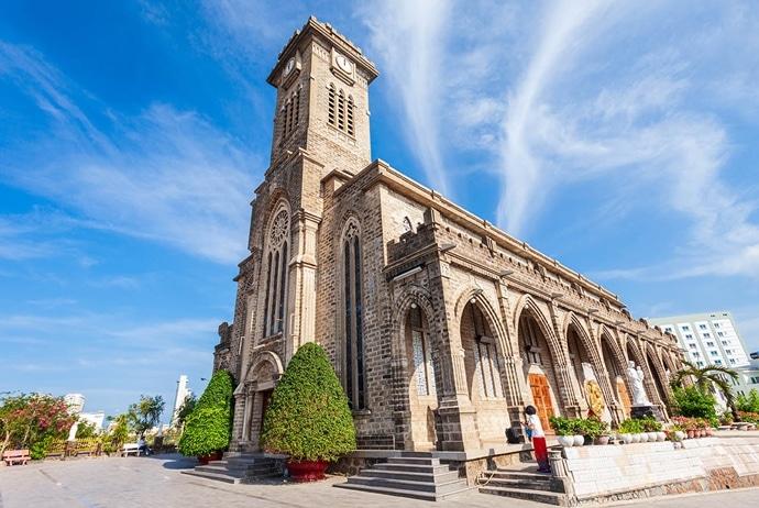 nha trang cathedral - vietravel