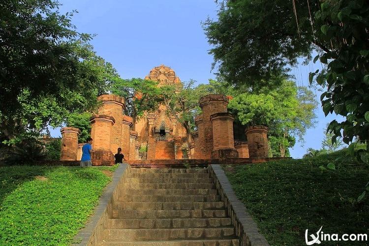 Explore Mysterious Ponagar Cham Tower Nha Trang, Vietnam