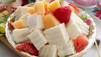 vietnamese clammy yogurt - bepgiadinh