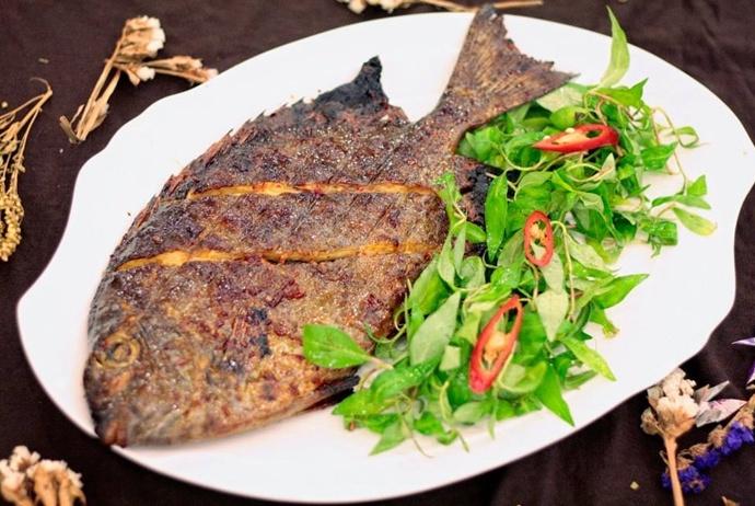 what to eat in binh hung island - dzo fish