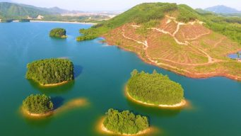 hoa trung lake- peaceful place for weekend escapein the heart of da nang