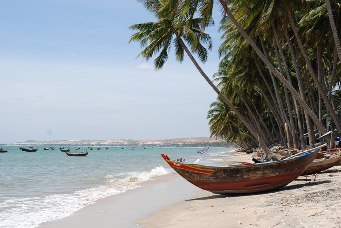 doi duong beach