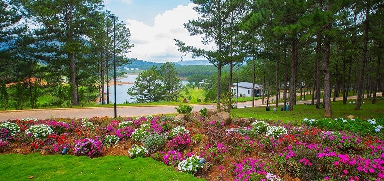 best places to visit in vietnam - dalat