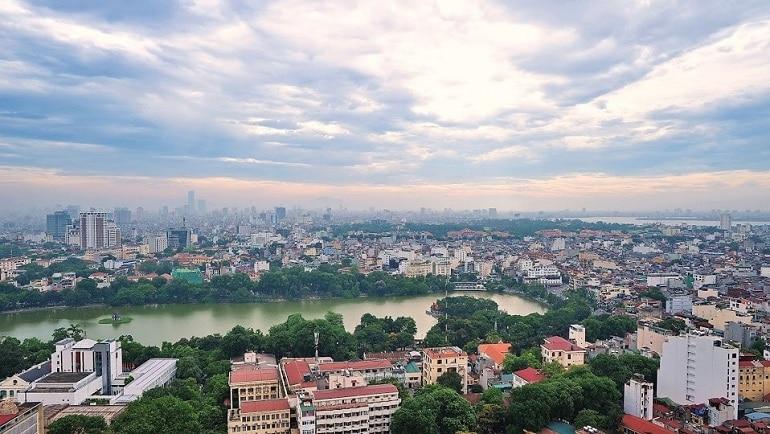 best places to visit in vietnam - hanoi