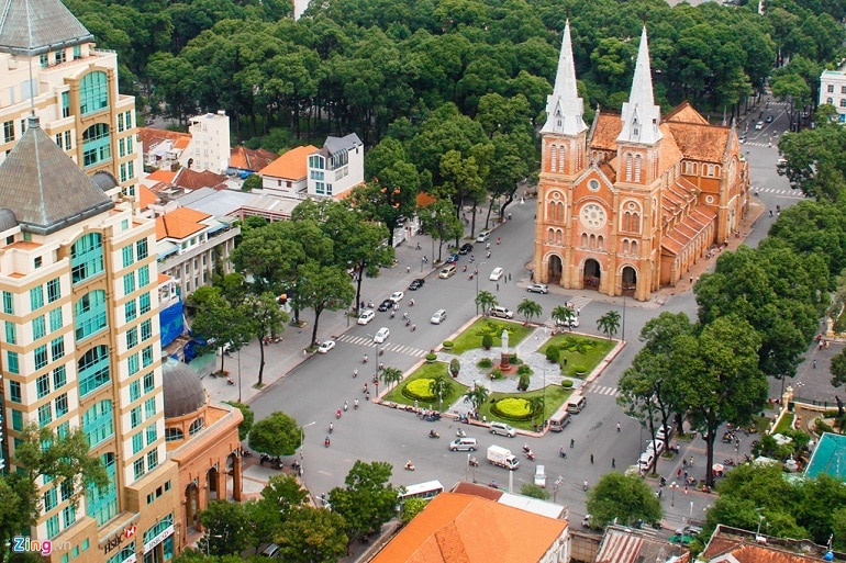 best places to visit in vietnam - ho chi minh city