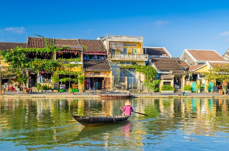 best places to visit in vietnam - hoi an