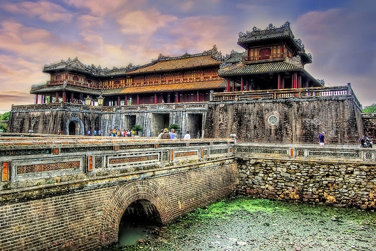 best places to visit in vietnam - hue