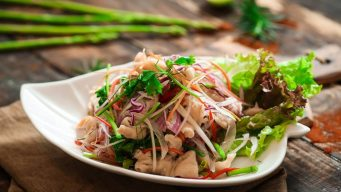 vietnamese boneless chicken feet salad