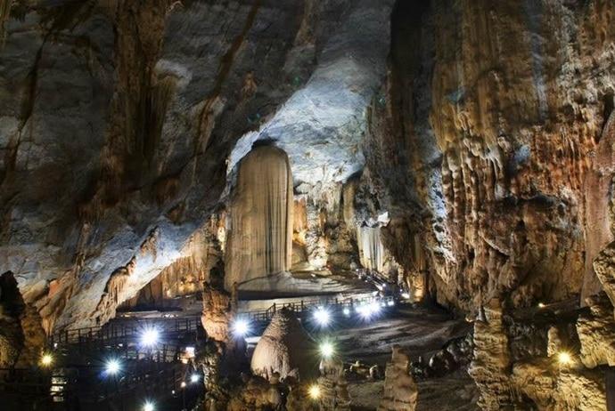 phong nha cave - phong nha cave preservation