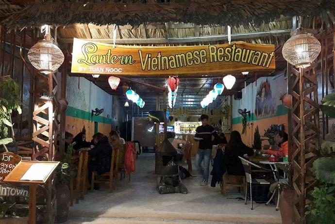phong nha cave - where to eat in phong nha