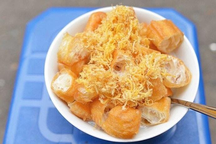 vietnamese pork rib porridge