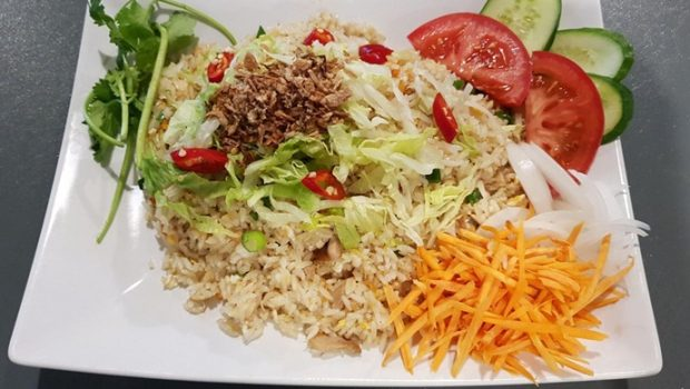 vietnamese salted fish fried rice