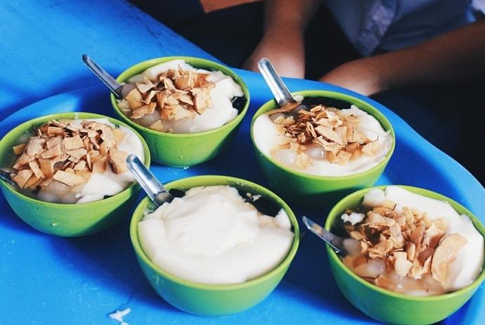 vietnamese soybean curd - tao pho tofu