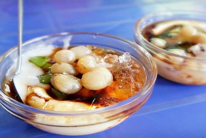 vietnamese soybean curd - tao pho viet