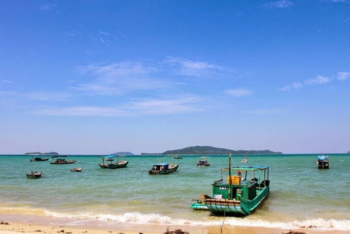 quan lan island - tourist attractions