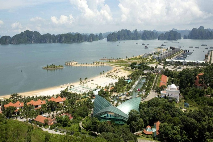 Tuan Chau Island – An Emerald Of Nature In Quang Ninh, Vietnam