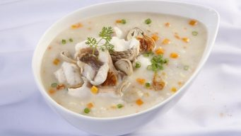 vietnamese fish porridge in southwest