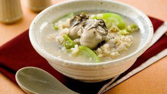 vietnamese oyster porridge in vietnam cuisine
