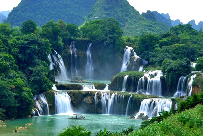 thac bac waterfall - what to explore at thac bac waterfall in vietnam
