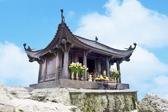 yen tu mountain - yen tu festival