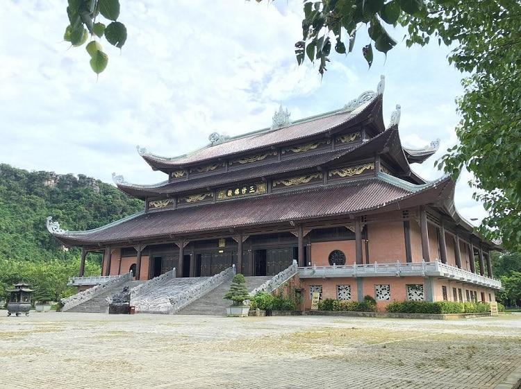 bai dinh pagoda - bai dinh pagoda in ninh binh highlights