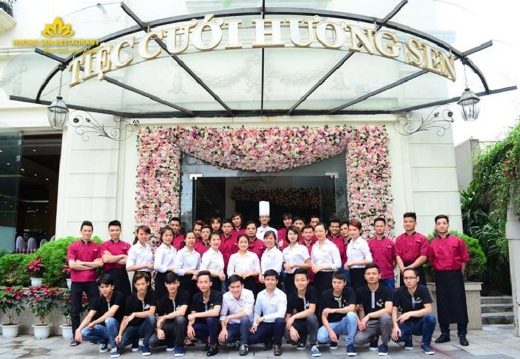 huong sen restaurant - points make huong sen outstanding