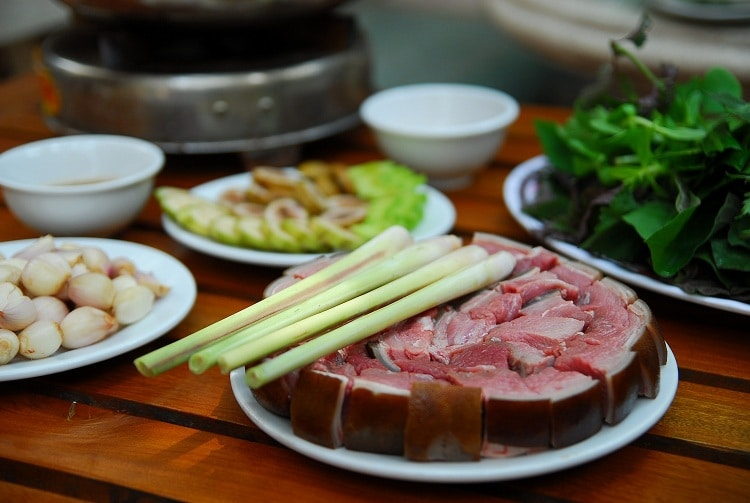 cuc phuong national park - accommodation and foods if you visit cuc phuong national park in vietnam