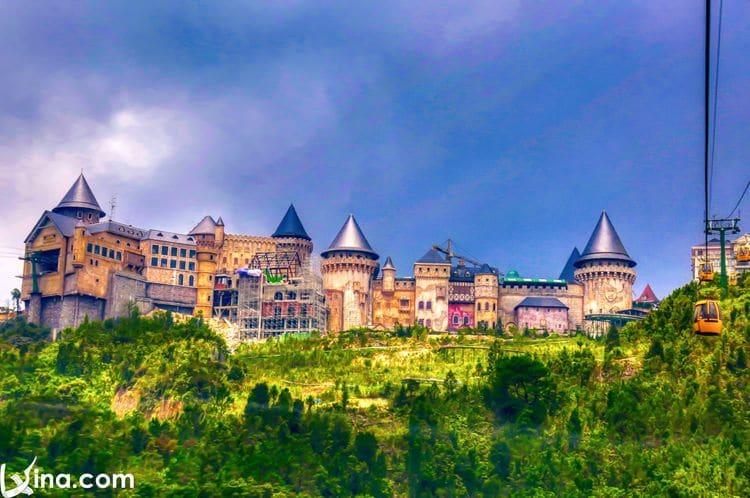 Ba Na Hills In Summer Photos:  Must-See Destination In Da Nang, Vietnam
