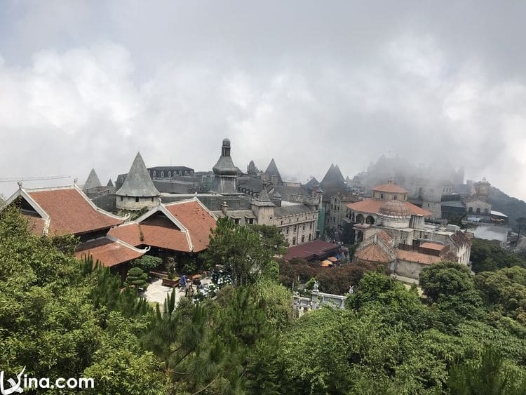 vietnam photos - ba na hills in summer photos