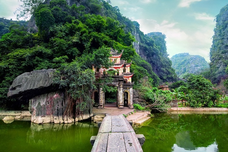 bich dong pagoda ninh binh