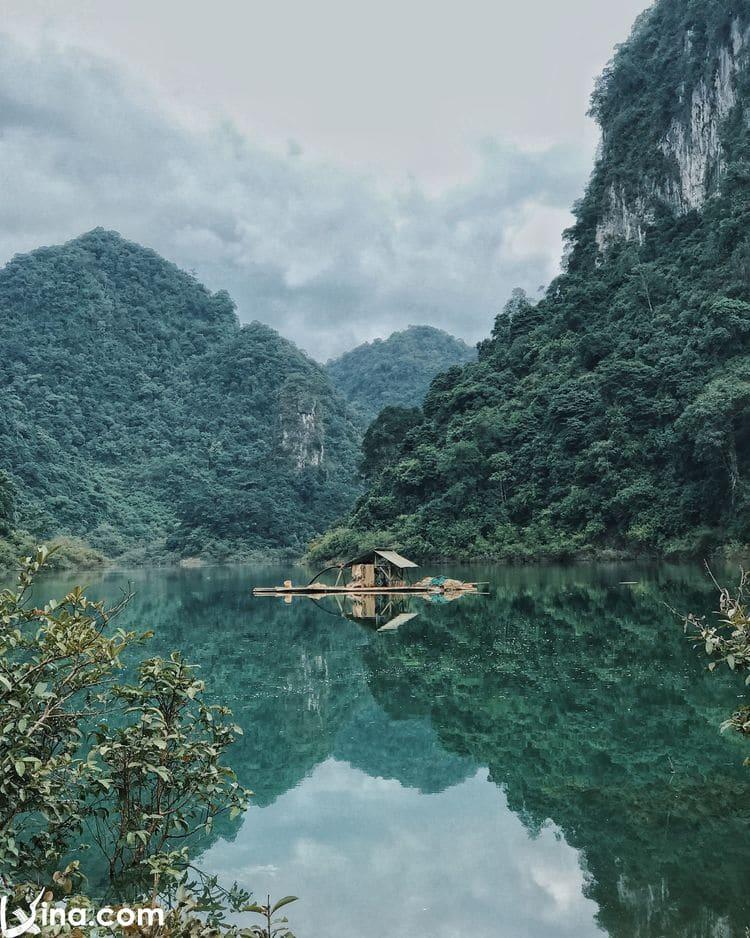 vietnam photos - cao bang photos in autumn