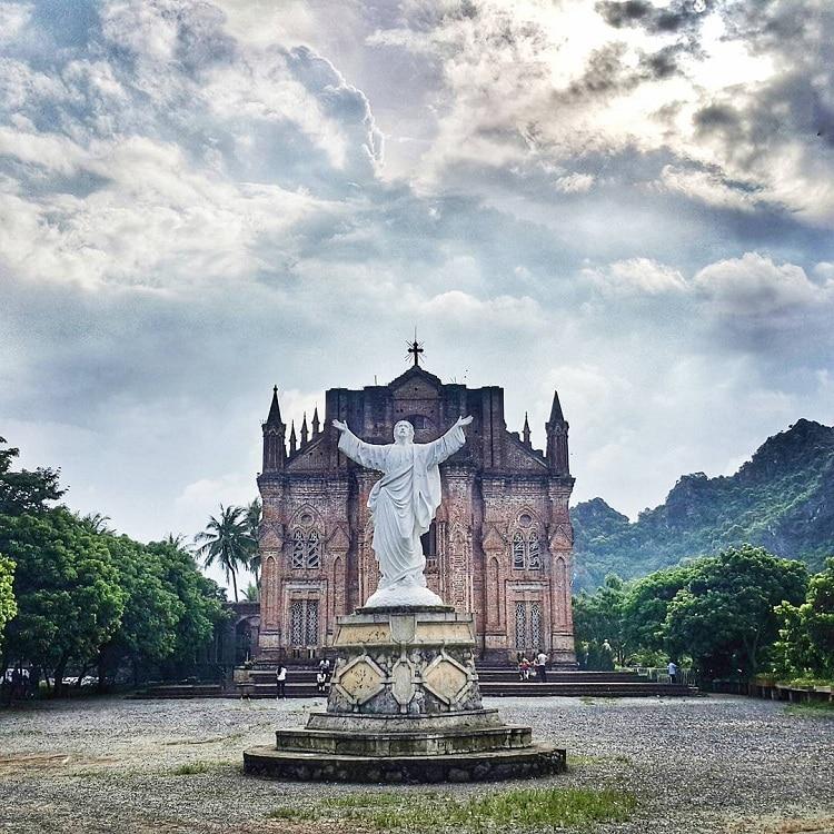 chau son sacramento - how to get to chau son sacramento monastery, vietnam