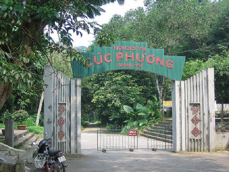 cuc phuong national park in vietnam