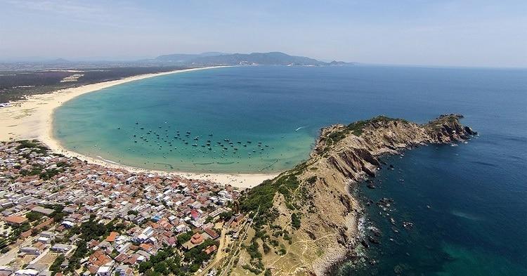 eo gio beach in quy nhon