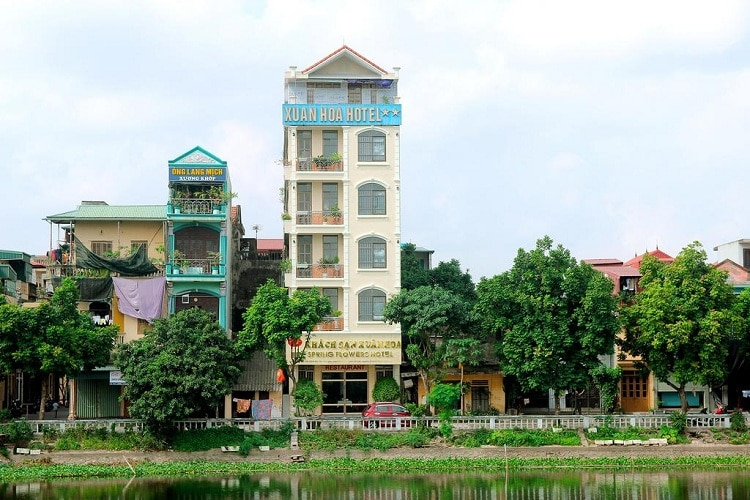 bich dong pagoda - hotels near bich dong with good quality and great view