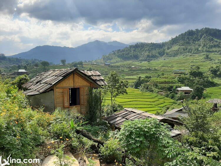 vietnam photos - yen bai in september photos