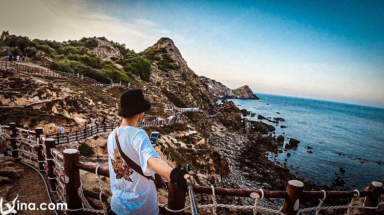 vietnam photos - quy nhon in summer photos