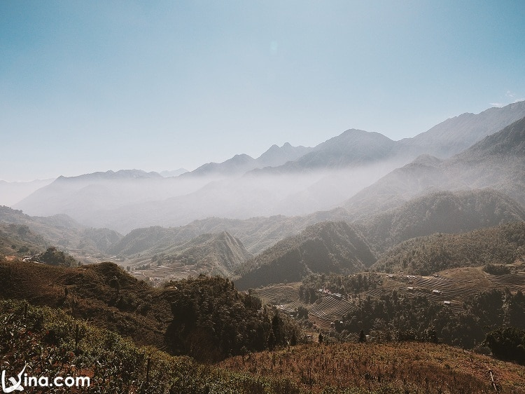 sapa in winter photos - gorgeous landscapes