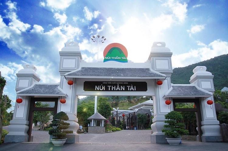 Panorama Than Tai Hot Springs Park – A Paradise In Danang, Vietnam