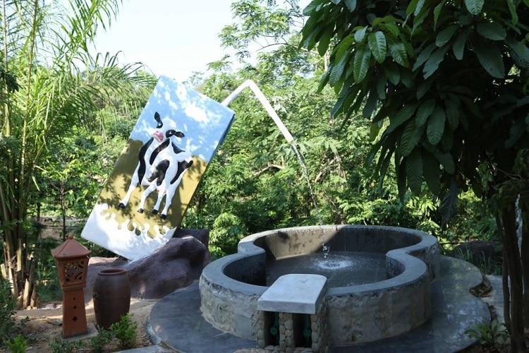 than tai hot springs park - fresh milk bath