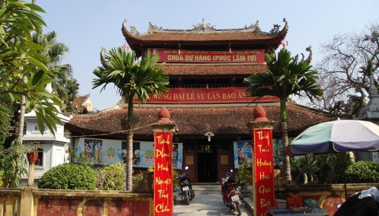 Du Hang Pagoda: One Of The Most Ancient Pagodas In Hai Phong City, Vietnam
