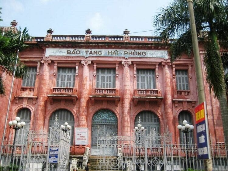 Hai Phong Museum: Memorable History Of Hai Phong City, Vietnam