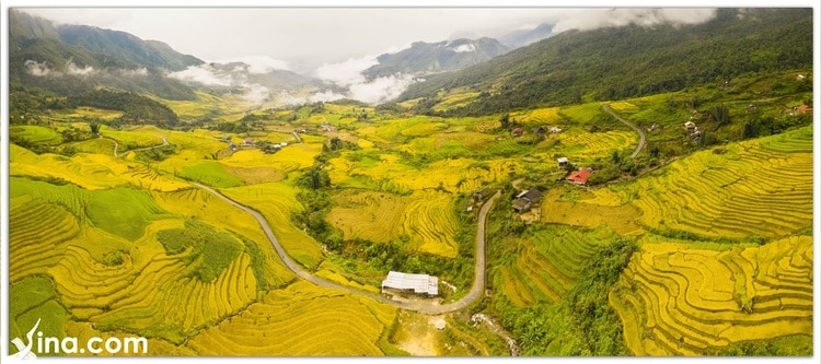 vietnam photos - landscape photos of y ty
